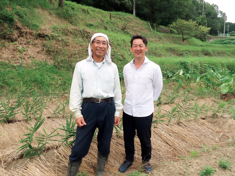 稲野さんと三浦さん