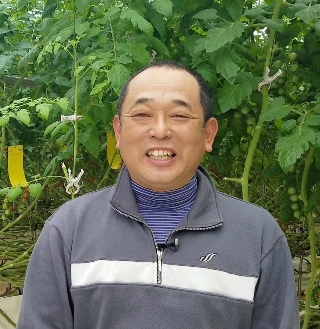 代表取締役 鈴木史延さん(46歳)
